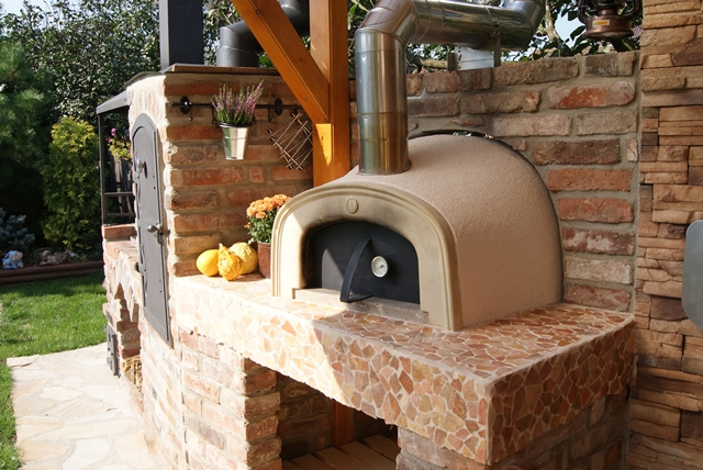 Woodfired Oven